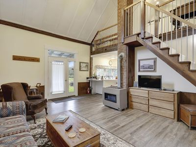 Photo for 1BR Apartment Vacation Rental in Stowe, Vermont