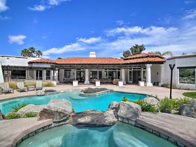 Photo for NEW! Private Resort-Style Home 5 Mi. to Polo Club!