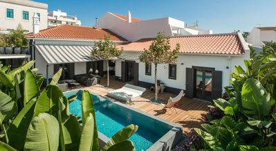 Photo for Casa Ernestio is a fantastic townhouse, located in the centre of the town of Lagoa in the western pa