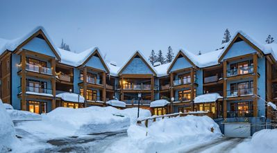 Photo for Silvertip Lodge, Ground Level Condo