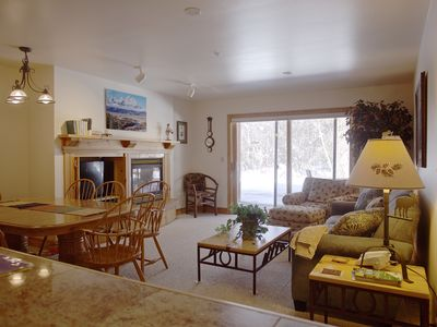Photo for Teton Creek Resort 312 - Your Mountain Home Away From Home- 3 Bedroom Condo