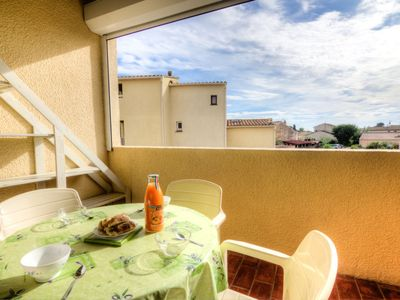 Photo for Apartment Résidence Marine in Cap d'Agde - 4 persons, 1 bedrooms