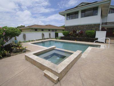 Photo for Home with Heated Pool and Spa completely Air Conditioned with Mtn & Ocean Views