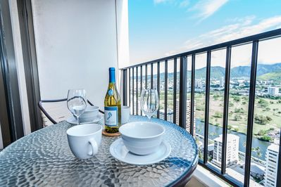 Enjoy your Morning Coffee or Wine Out on the Lanai - Enjoy your Morning Coffee or Wine Out on the Lanai