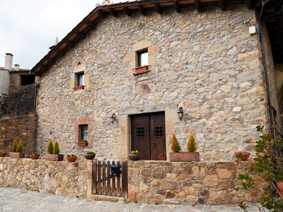 Photo for Townhouse (full rental) between Montseny and Les Guilleries