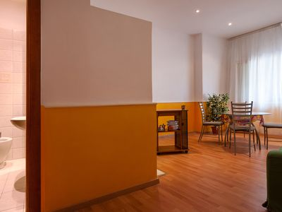 Photo for Independent residence in private park 1 double bedroom, 1 bathroom