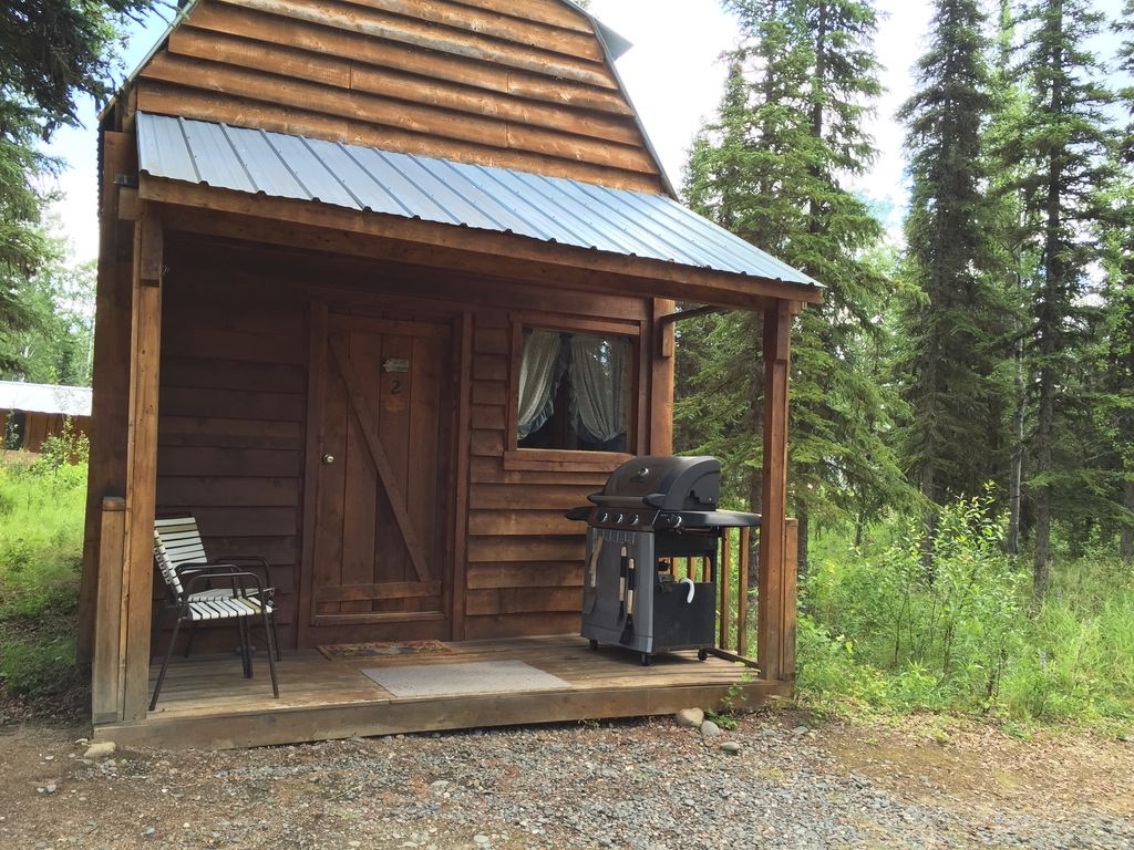 Alpine heather cabin alpine heather is a quiet self for Self contained cabin