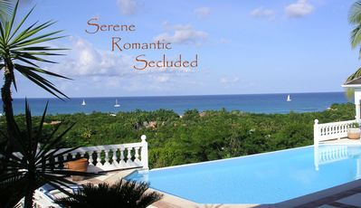 ALL NEW-MILLE FLEURS-Spectacular Ocean Views & Privacy-FORMER DIANA ROSS ESTATE