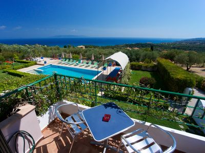 Photo for Villa Lucia  Apartment 4  800 mtrs from the beach