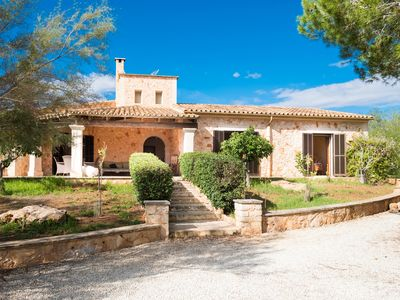 Photo for Mallorca with family or friends 10 minutes from the best beaches on the island.