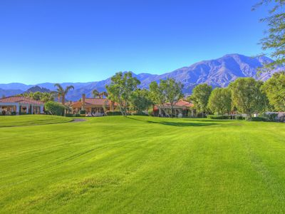 Photo for #105 nicely decorated 3 Bedroom 3 Bath Home PGA WEST Tom Weiskopf Private Course