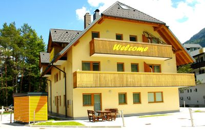 Apartments Rozic in the green valley pearl of Slovenia
