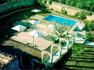Photo for 2 bedroom Villa, sleeps 6 in Area Produttiva with Pool, Air Con and WiFi