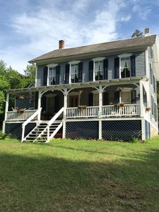 Photo for BEAUTIFUL MOUNTAIN GETAWAY IN HULETTS LANDING, LAKE GEORGE NY