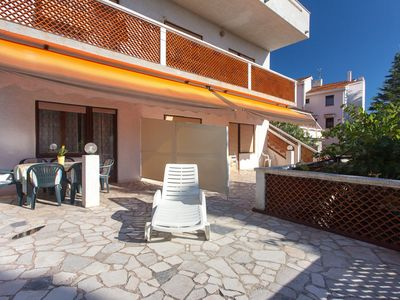 Photo for 2BR Apartment Vacation Rental in Punat, Kvarner Bucht