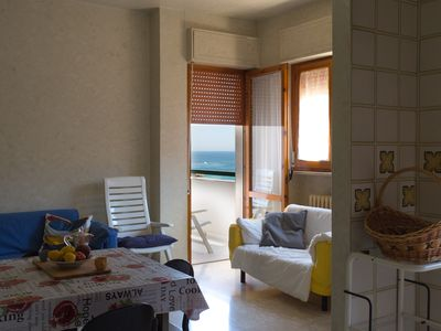 Photo for Apartment near the sea in the central and quiet area of ​​the city,