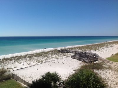 Photo for Gulf Front 2 bedroom Beautiful Pensacola Beach