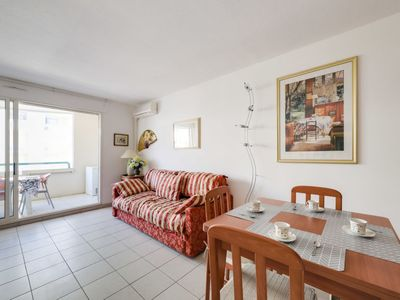 Photo for Apartment Le Borghese in Fréjus - 4 persons, 1 bedrooms