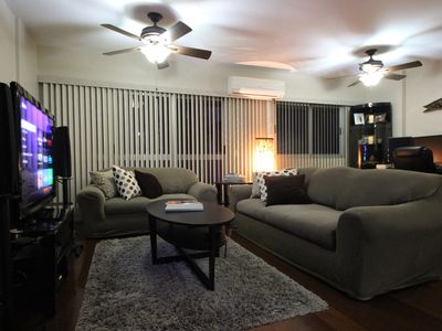 Photo for Spacious 2BR in Rio's most upscale neighborhood! Best value in Luxurious Leblon!
