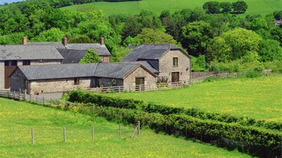 Photo for Ty Cerrig Granary - Six Bedroom House, Sleeps 13