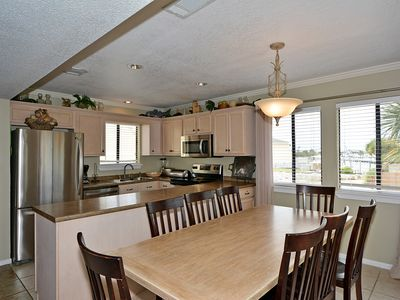 Photo for Condo #18 is a 3 Bedroom Lake Villa and a short stroll to our private beach!