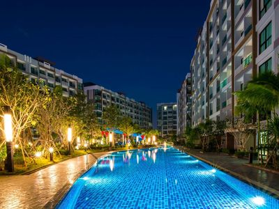 Photo for Dusit Grand Park Pattaya 1 Bedroom 35 sqm