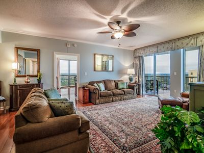 Photo for NEW TO RENTAL!! Fantastic Corner Oceanview w/ Large Balcony. Special Pre-Rental Rates TODAY!!