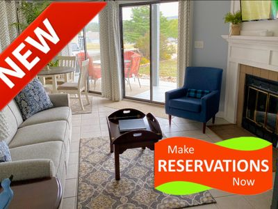 Photo for BOOKBERNARDS LANDING CONDO*VOTED #1BEST AMENITIES & LAKE VIEWS*RATES REDUCED
