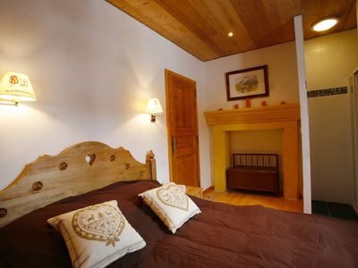 Photo for Luxury apartment 6 people Valloire center, ski departure to walk