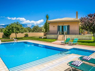 Photo for Villa Regaliki - This Villa includes a private pool, WI-FI & close to amenities