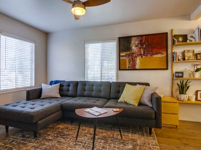Photo for Mid-Century Modern 1BR House