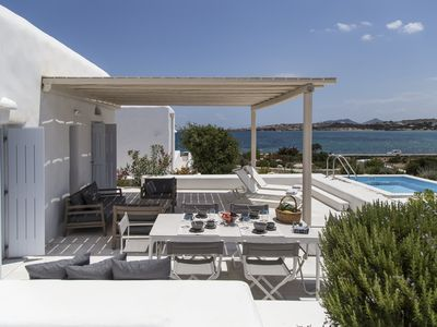Photo for SAND Sea View Villa 5 with pool at the beach | The SAND Collection Villas