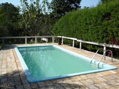 Photo for Farm with Pool and Barbecue - Sta Isabel - 1 suite