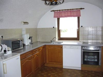 Photo for Apartment Nr. 2/2 bedrooms / shower, WC - Grillschmied