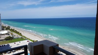 Photo for 2BR Apartment Vacation Rental in Hallandale Beach, Florida