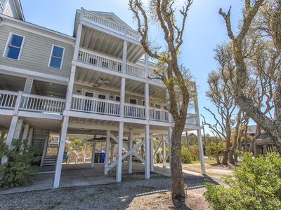 Photo for Sound n' Sea-Luxurious ocean views, Stump Sound, North Topsail Beach, & more!
