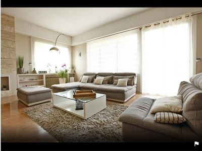 Photo for Villa with swimming pool upper Cimiez