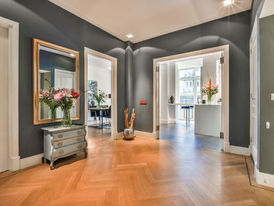 Photo for ** 5 STAR ** NEW: A unique luxurious family design townhouse in Amsterdam