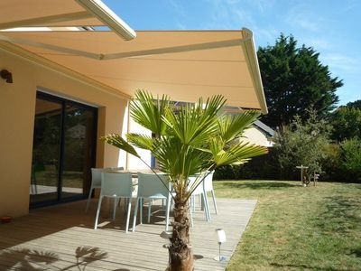 Photo for Holiday house Carnac for 2 - 8 persons with 3 bedrooms - Holiday house