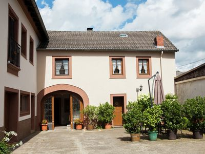 Photo for A holiday home on a farm in the beautiful Eifel.