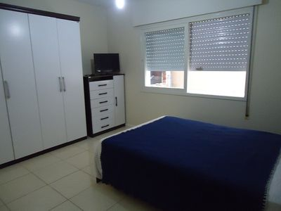 Photo for Perfect Location! Excellent two bedroom, center one block from the sea.