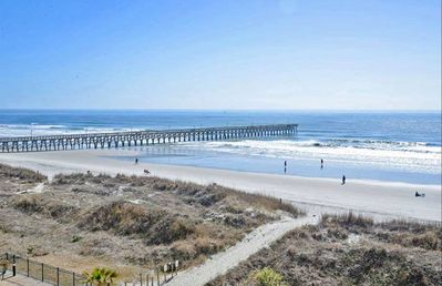 Photo for Newly Renovated Oceanfront Condo in Family Safe North Myrtle (Cherry Grove)