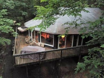 Photo for MOUNTAINTOP TREEHOUSE