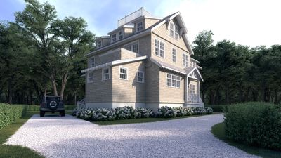 Photo for Brand new beautiful home in Brant Point with views of the water!