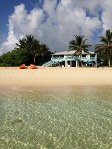 Photo for Abaco Amazing Beachfront Paradise with  Deep Water Dockage