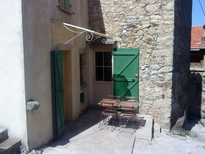 Photo for village house in Vivario (Corsican center) ideal for 2 people