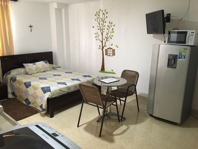 Photo for Attractive studio in Laureles