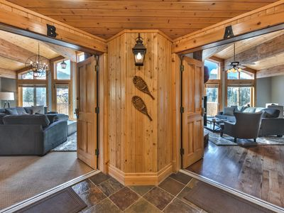Photo for Penthouse - 4 Master Bedrooms + 2 Lofts, Sleeps 22 with 2 Hot Tubs in Deer Valley - Walk to Ski