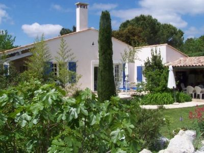 Photo for PROVENCAL VILLA WITH POOL AND LARGE GARDEN