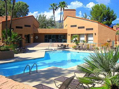 Photo for Beautifully appointed, 2Bdrm plus den near Sabino Canyon Park